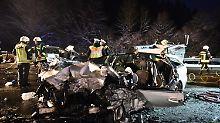 Zwei Tote und Verletzte bei Lorch: Geisterfahrerin verursacht tödlichen Unfall