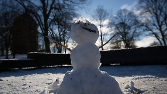Ruhiges, teils sonniges Winterwetter: Dauerfrost beißt sich in Deutschland fest