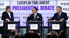 Guy Verhofstadt, Gianni Pittella and Antonio Tajani haben die besten Chancen, neuer EU-Parlamentspräsident zu werden.