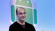 Andy Rubin greift iPhone an: Android-Erfinder plant Super-Smartphone