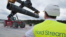 50 Milliarden Kubik Gas exportiert: Gazprom feiert Rekordabsatz in Deutschland