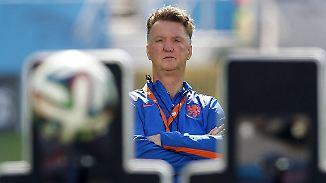 Private Gründe: Van Gaal erklärt seine Trainer-Karriere für beendet
