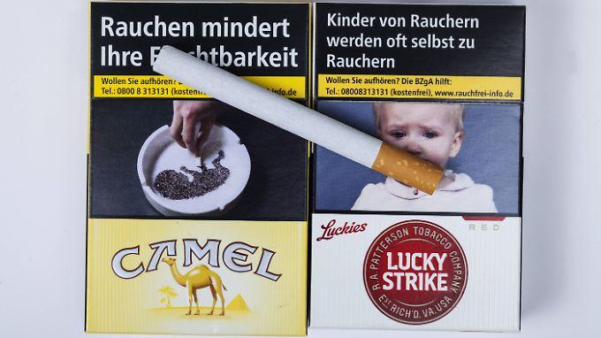 Milliarden-Fusion in der Tabakindustrie: British American Tobacco übernimmt Camel-Hersteller Reynolds