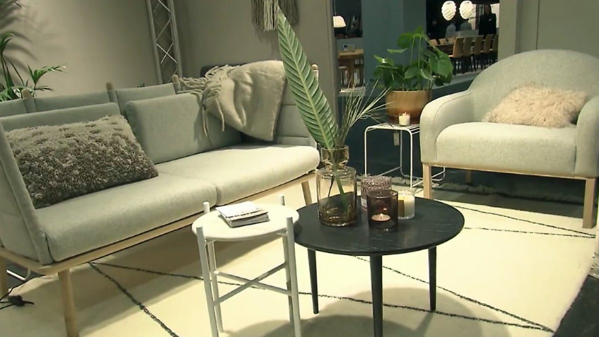 n tv ratgeber imm cologne auf der suche nach den m beltrends 2017 n. Black Bedroom Furniture Sets. Home Design Ideas