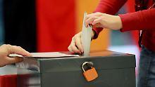 Umfrage: Sollte das Wahlalter auf 16 abgesenkt werden?