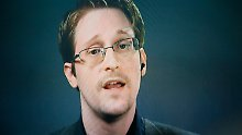 Aussicht auf russischen Pass: Snowden darf länger in Russland bleiben