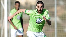 Nun für Wolfsburg am Ball: Yunus Malli.