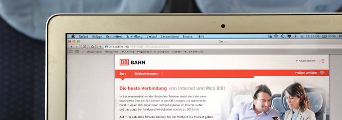 Neuerungen für Zugreisende: Bahn bietet bald gratis Video-Streaming an