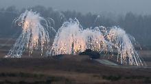 Bundeswehr im Nato-Einsatz: Panzertruppe bricht nach Litauen auf