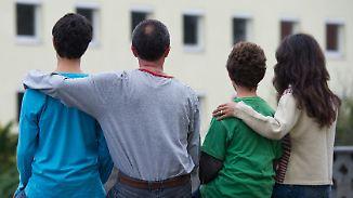 Asyl in Deutschland: Familiennachzug von anerkannten Flüchtlingen nimmt zu