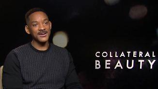 """Will Smith über """"Verborgene Schönheit"""": """"Mich hat das Trio von Liebe, Zeit und Tod angezogen"""""""