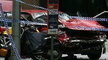 Drei Tote in Melbourne: Mann rast mit Auto in Fußgängerzone