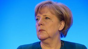 Erprobt im Umgang mit Alphatieren: Merkel reagiert unbeirrt auf Trump