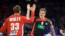 Handballer in Weltmeister-Form: DHB-Team dominiert Angstgegner Kroatien