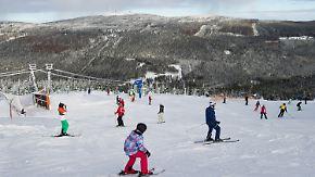 Bestes Wintersportwetter: Sonne boxt sich fasst überall durch