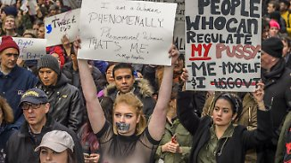 Weltweite Proteste: Millionen demonstrieren gegen Trump