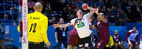 WM-Trauma reloaded: Katar bleibt der deutsche Handball-Albtraum