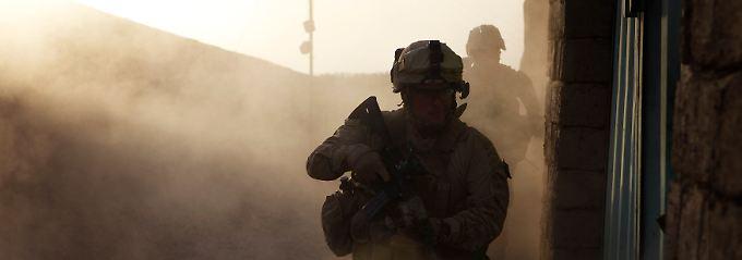 Tausende Zivilisten sind in diesem Jahr beim Krieg in Afghanistan getötet worden.