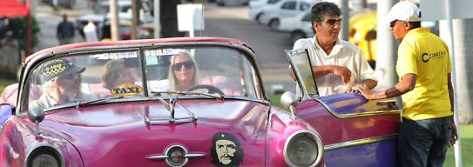 Die Massen sind da: Tourismus auf Kuba - Fluch und Segen