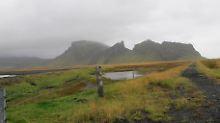 In Island  ist die Leiche einer 20-Jährigen gefunden worden.