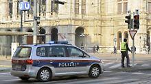 Ermittlungen unter Hochdruck: War ein Anschlag in Wien geplant?