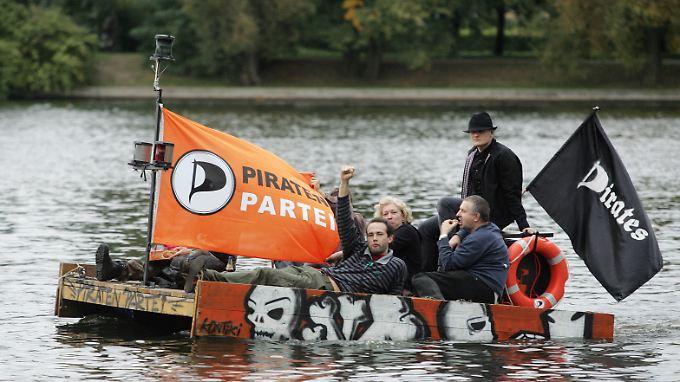 Die deutsche Piratenpartei will ihr Programm erweitern, um mehr Wähler anzusprechen.