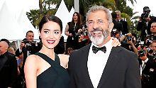 Sieben Kinder aus erster Ehe: Mel Gibson wird zum neunten Mal Vater