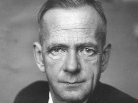 Kurt Schumacher kandidierte erfolglos gegen Konrad Adenauer.