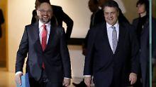 """Verzicht auf Kanzlerkandidatur: """"Gabriels Rücktritt macht Politik lebendiger"""""""