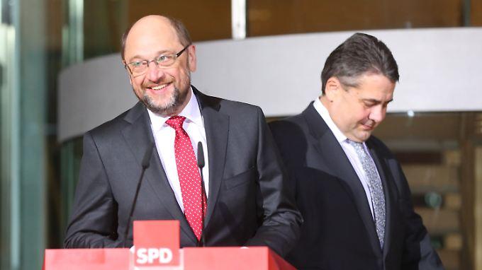 Schulz kommt - Gabriel geht: Es ist mehr als nur die Entscheidung zur Kanzlerkandidatur.