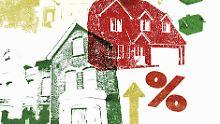 Trendwende bei Hypothekenzinsen: Baugeld und Forward-Darlehen werden teurer