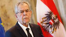 Ein neuer Präsident, die alte Leier: Österreich wurschtelt ins Chaos