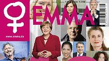 "Freundin, Feindin, Feminismus: ""Emma"" - eine Emanze wird 40"