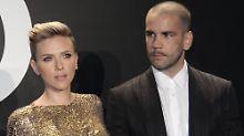 Johansson und Dauriac sollen schon seit letztem Sommer kein Paar mehr sein.