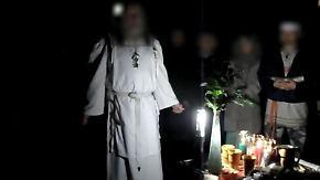 """Rechtes Terrornetzwerk aufgedeckt: Selbsternannter """"Druide"""" gilt als hauptverdächtig"""