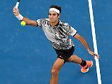 Ende einer trüben Grand-Slam-Serie: Federer ringt Wawrinka spektakulär nieder