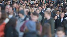 600.000 mehr als im Vorjahr: In Deutschland leben so viele wie nie