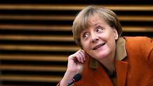 Viel Lärm um nichts: Wann trifft Trump endlich Merkel?