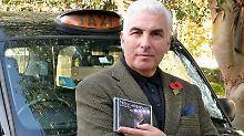 Stolz auf sein Album: Mitch Winehouse.