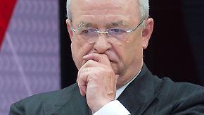 Wegen Betrugsverdachts: Staatsanwaltschaft ermittelt gegen Winterkorn