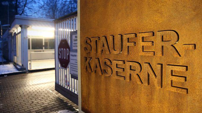 Was war in der Staufer-Kaserne in Pfullendorf los? Es wird weiter wegen Aufnahmeritualen ermittelt.