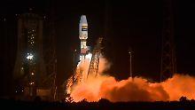 Premiere für Arianespace: Erstmals nutzt der Raketenbetreiber ein Sojus-Modell für den Transport eines Telekom-Satelliten.