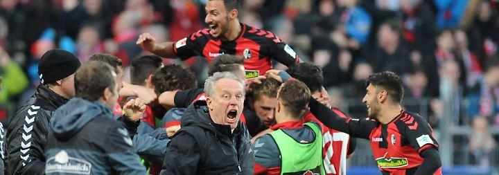 """Die Bundesliga in Wort und Witz: """"Das ist kein Ballett, was wir hier spielen"""""""
