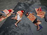 """""""Mordindustrie"""" auf den Philippinen: Amnesty: Duterte bricht Menschenrechte"""