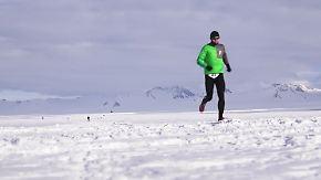 7 Tage, 7 Läufe, 7 Kontinente: Marathon bringt Athleten an ihre Grenzen