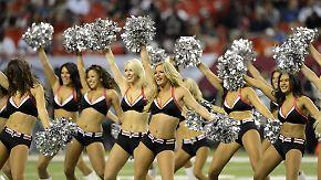 """Knausernde NFL-Klubs: Cheerleader gehen gegen """"Kartell"""" auf die Barrikaden"""