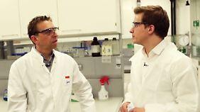 Startup News: Merck-Laborleiter Dirk Vocke über den Laborgeräte-Verleih