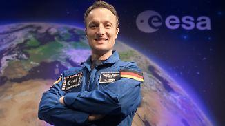 Materialwissenschaftler Matthias Maurer: Das ist Deutschlands neuer Esa-Astronaut