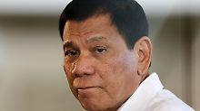 Nachdem die Rebellen zuvor ihrerseits die Waffenruhe aufgekündigt hatten, zieht Duterte nun nach.