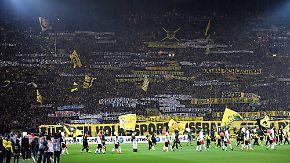 """Dortmunder Fan-Attacken auf Leipzig: """"Was ich im Stadion gesehen habe, hat mich erschreckt"""""""